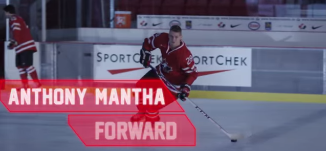 World Juniors 2014 Team Canada Player Profile
